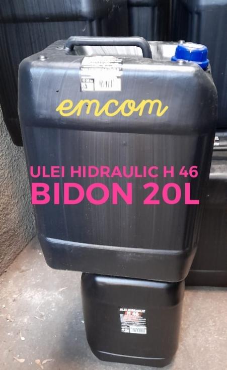 Ulei Hidraulic H46 - 20L