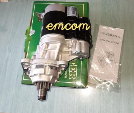 Electromotor/ Demaror cu reductor U650 JUBANA