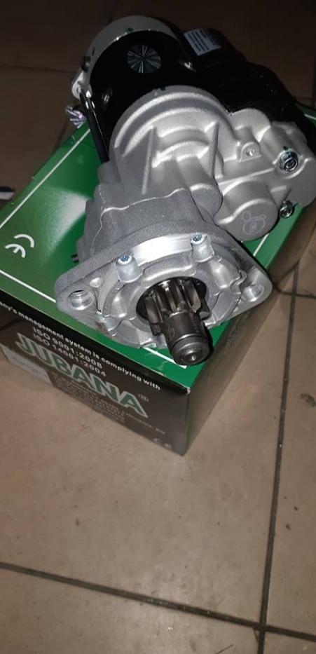 Electromotor cu reductor jubana 24v- 4.5kw
